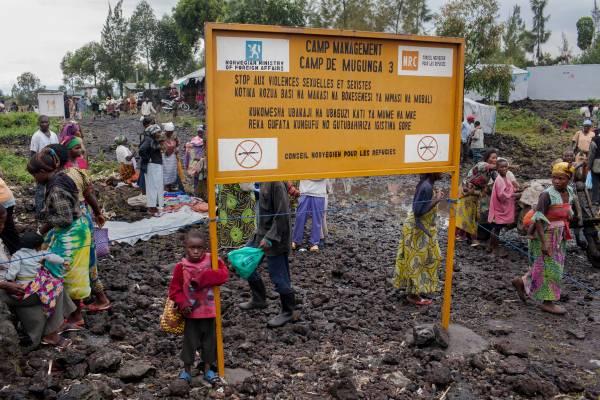 Premiere Urgence, DRC