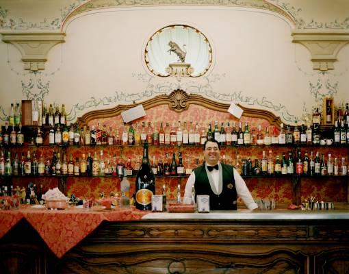 Caffè Torino at Piazza San Carlo