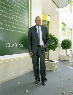 Christian Courtin-Clarins