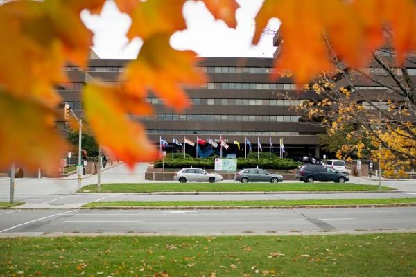 The Lester B Pearson Building, Ottawa