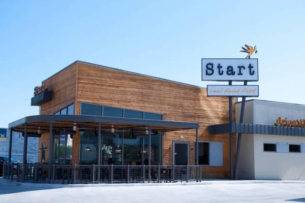 Start Restaurant and Drive-through, Dallas