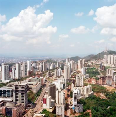 Belo Horizonte's skyline