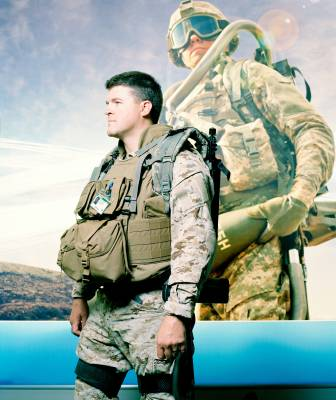 Lockheed Martin's HULC exoskeleton