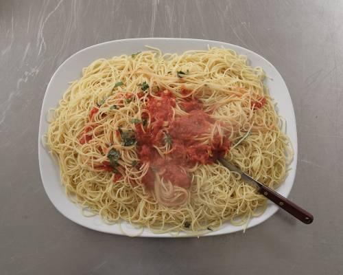 Spaghetti alla Mera