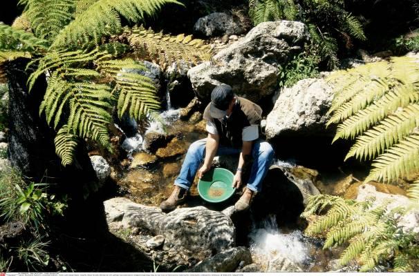 New Zealand mining