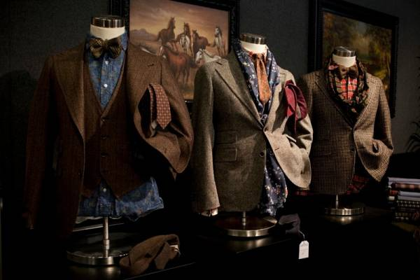 Salvatore Piccolo suit jackets
