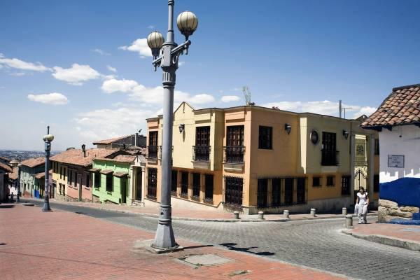 Candelaria street scene
