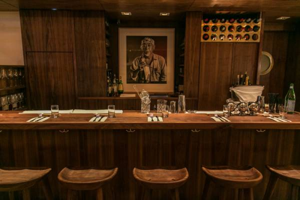 Chez Sardine Japanese restaurant is open in New York