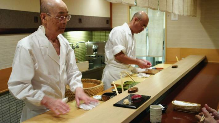 The documentary Jiro Dreams of Sushi is now released in the UK