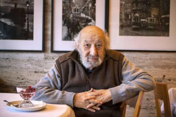 Ara Güler, Turkey's most prominent photographer