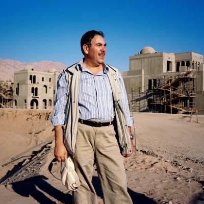 Shadi Majali, managing director of the Saraya Aqaba project
