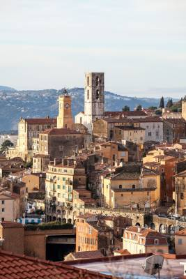 Grasse, the 'cradle of the perfume industry'