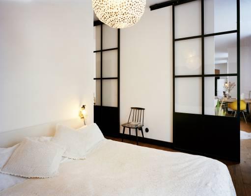 Wester's bedroom