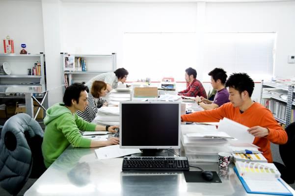 Diatech office in Uji, near Kyoto
