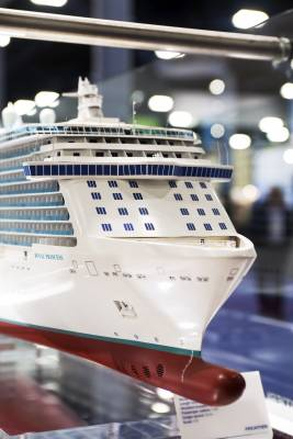 'Royal Princess', a new ship from Fincantieri
