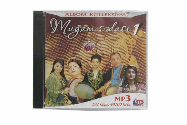 **5** CD of traditional Mugham music