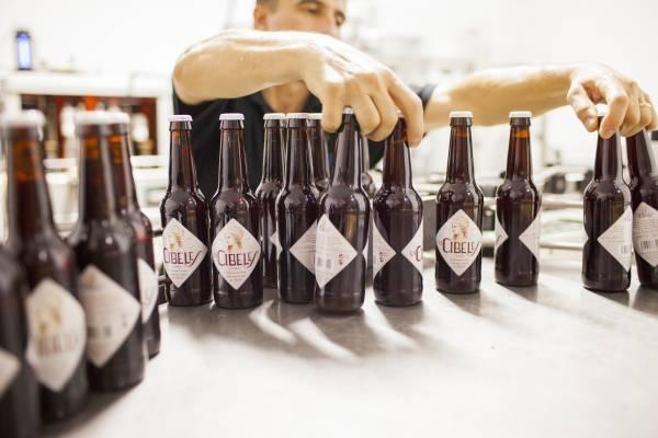 La Cibeles beer
