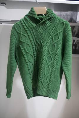 Traditional Aran island knitwear from Inis Meáin