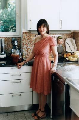 Barcomi Friedman, cookbook author and delicatessen owner