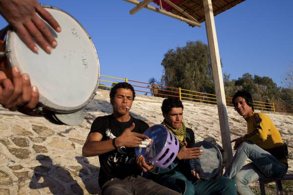 Music on the banks of the Tigris