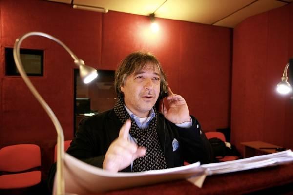 Massimo Rossi, Italy's voice of Sean Penn