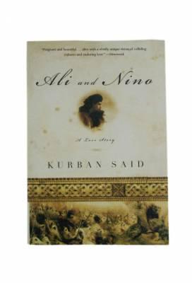 **8** Copy of 'Ali & Nino' by Kurban Said