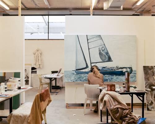 The Fine Art studios