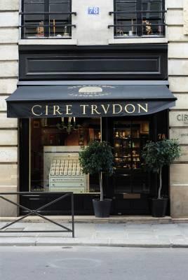 The Paris store