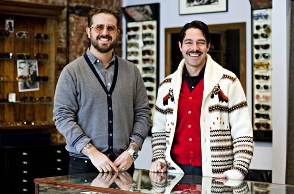 Jordan Silver and Erik Sacher, Silver Lining, New York