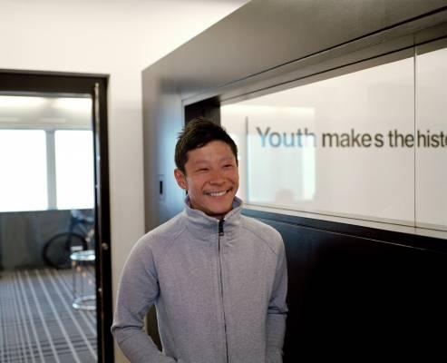 Founder Yusaku Maezawa