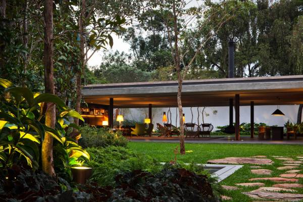 A view from the trees: the bucolic hideaway within a megalopolis