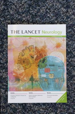 October issue of 'The Lancet Neurology'