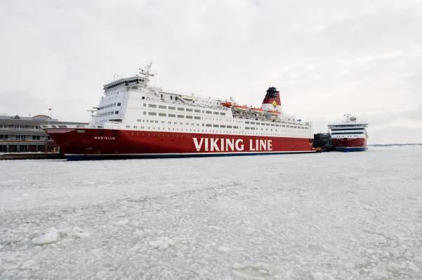 'M/S Mariella' in Helsinki harbour