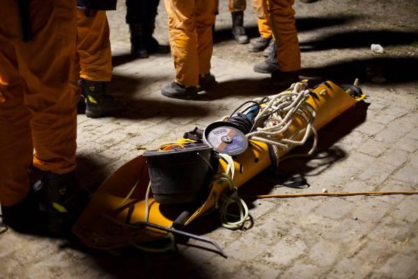 Earthquake rescue equipment