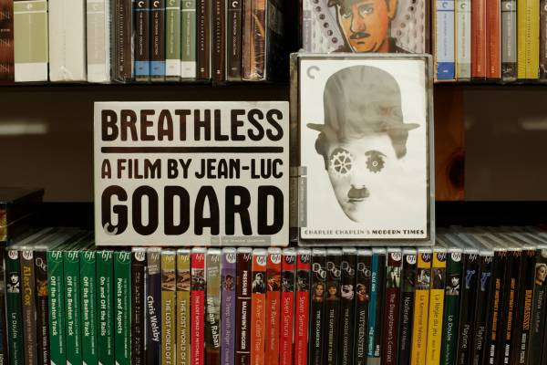 Classic films are stocked in quality editions