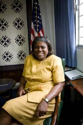 US ambassador Linda Thomas-Greenfield