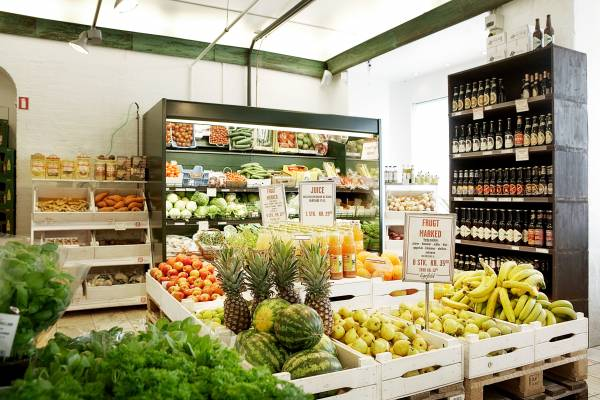 Egefeld organic market