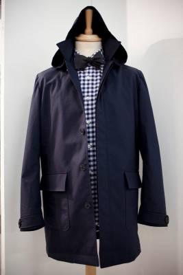 Hentsch Man new outerwear line