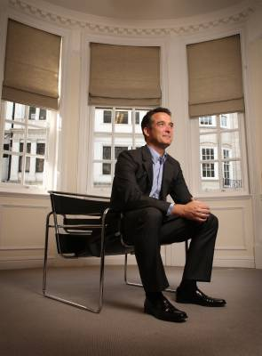 Rob Morgan, founder of budget hotel company Bloc