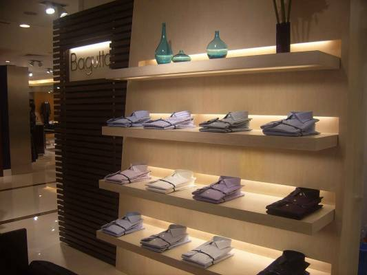 Bagutta: feeling the collar of Chinese shoppers