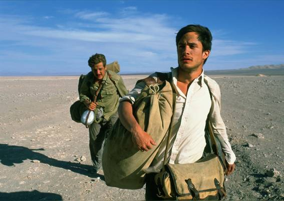 Road films such as The Motorcycle Diaries will be showing at New York's IFC Center
