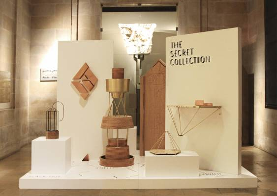 Lebanese inspired objects by Italian communication research centre Fabrica are now on display at the National Museum of Beirut