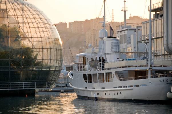 M/Y Dionea, Mediterranean