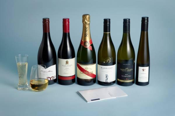 22. Air New Zealand's wine cellars