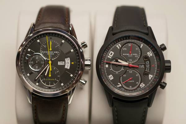 Raymond Weil Freelancer Date Chronograph