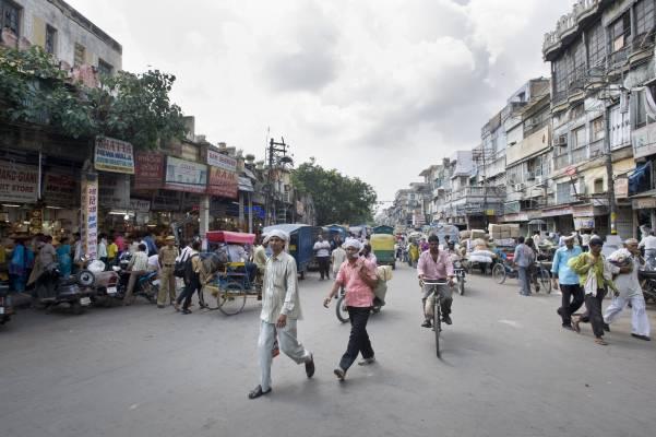 Khari Baoli market