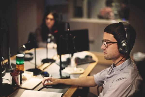 Jonathan Openshaw in Studio One