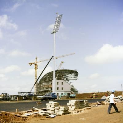 The Suriyawewa International Cricket Stadium