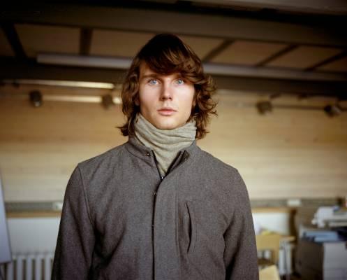 Student Ivan Solomin