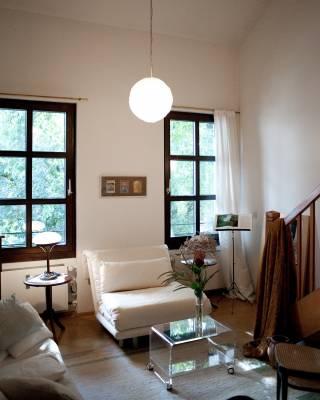 Actress Eva Reigl's flat